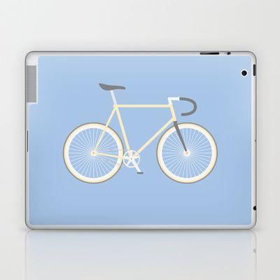 #97 bike Laptop & iPad Skin by MNML Thing - $25.00