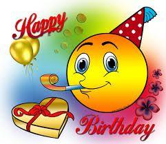 Bildergebnis Fur Smileys Smiley Geburtstag Alles Gute