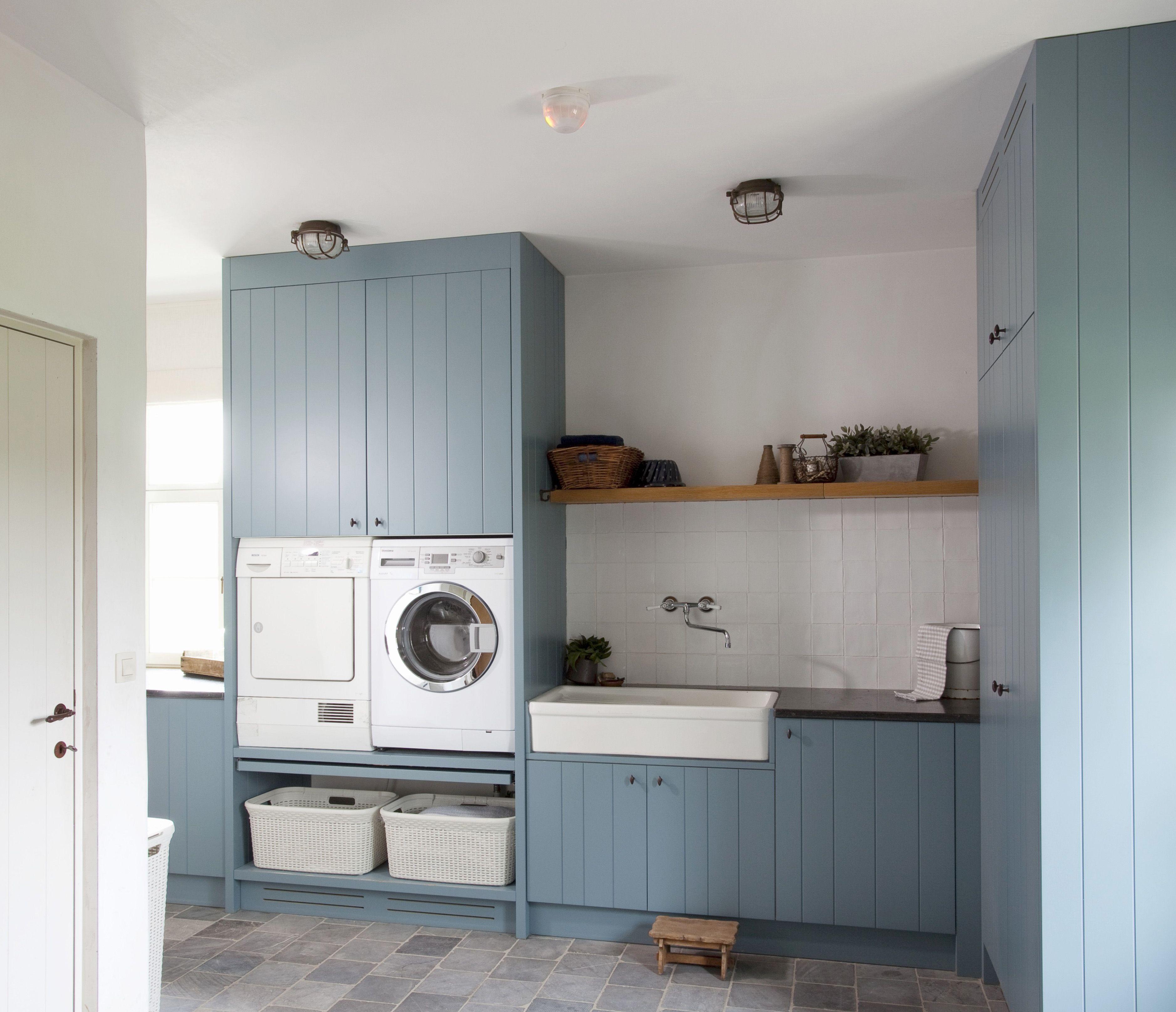 Install Waschmaschine Im Bad Wasche Helga Fischer Mix Waschkuchenorganisation Hauswirtschaftsraum Ideen Hauswirtschaftsraum
