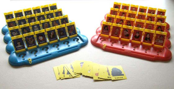 how to make your own guess who game
