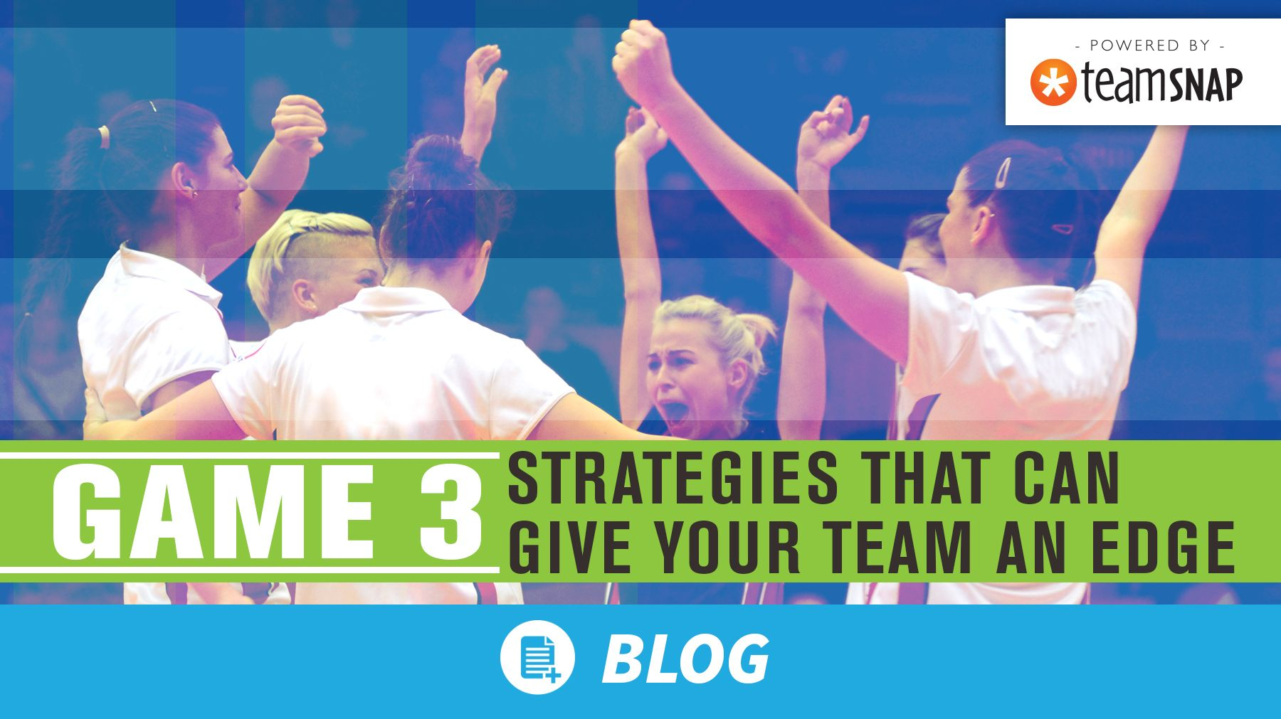 Game 3 Strategies That Can Give Your Team An Edge The Art Of Coaching Volleyball Coaching Volleyball Volleyball Training Volleyball Team Bonding