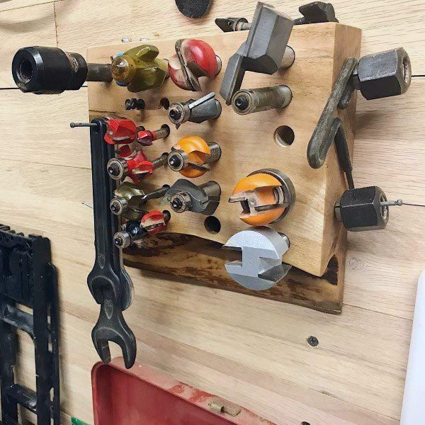 Photo of Top 80 Best Tool Storage Ideas – Organized Garage Designs – German Style