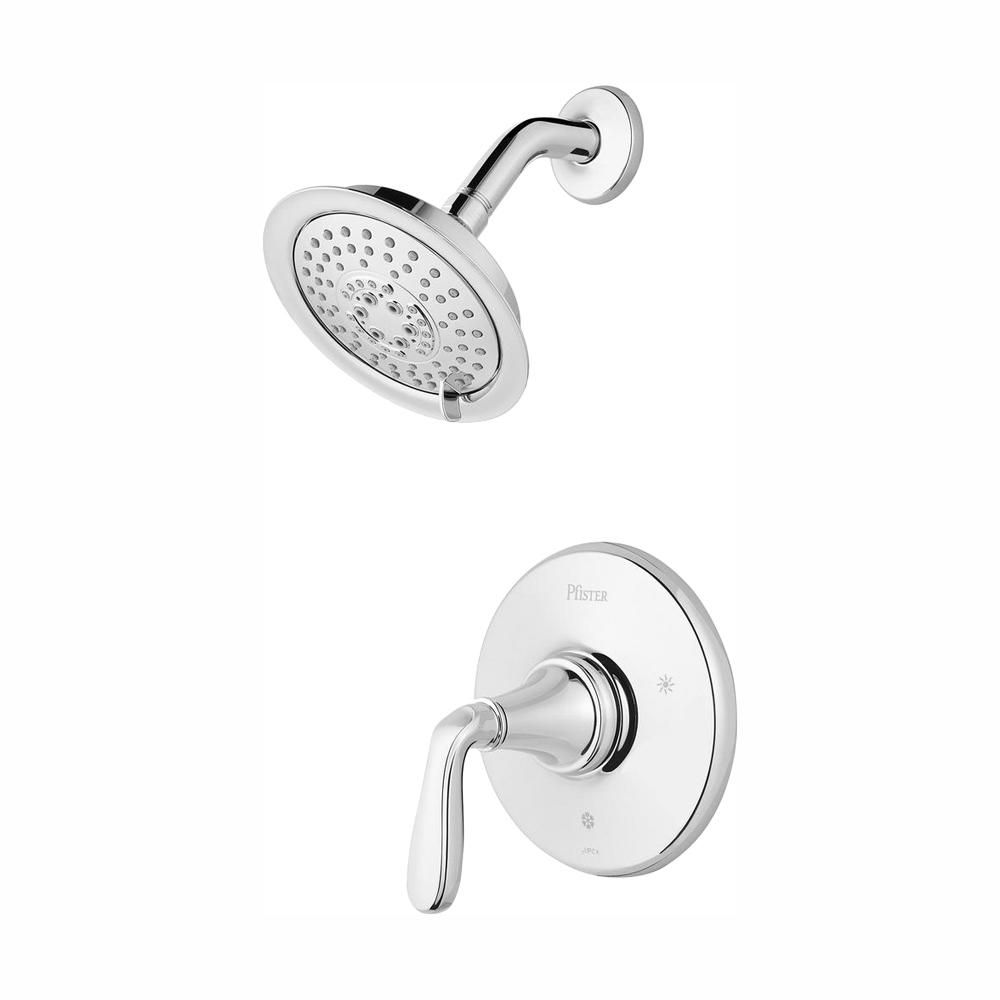 Pfister Northcott Single Handle Shower Faucet Trim Kit In Polished
