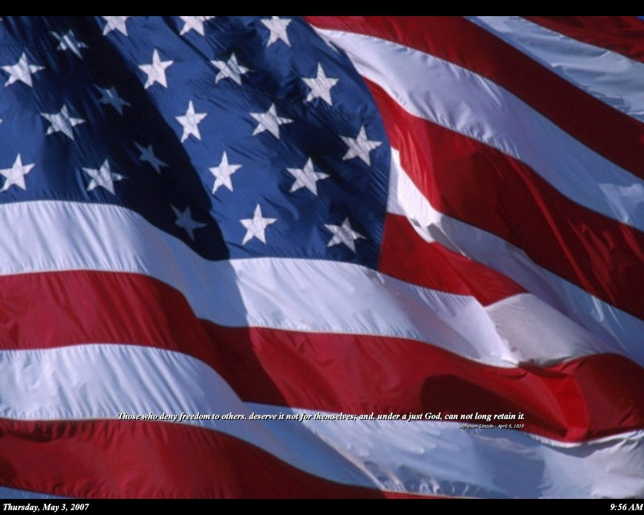 Image Detail For American Flag Screensaver Screenshots Screen Capture Softpedia Memorial Day Flag 4th Of July Images American Flag