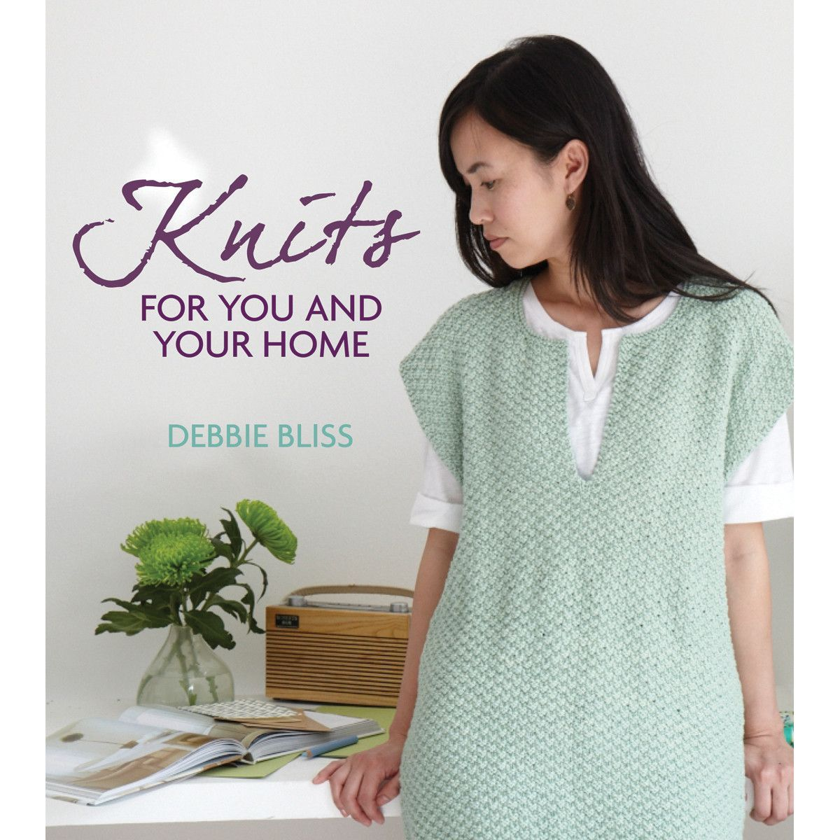 Trafalgar Square Books-Knits For You And Your Home