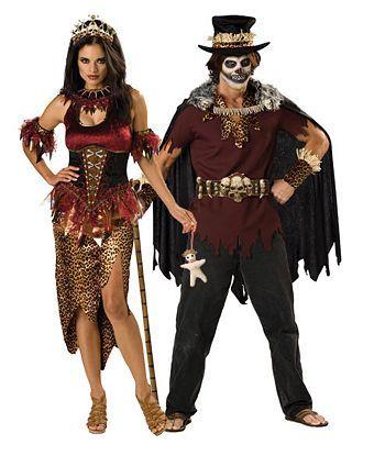 Womens Premier Voodoo Priestess Costume | Womens Horror Halloween Costumes  sc 1 st  Pinterest & Womens Premier Voodoo Priestess Costume | Womens Horror Halloween ...