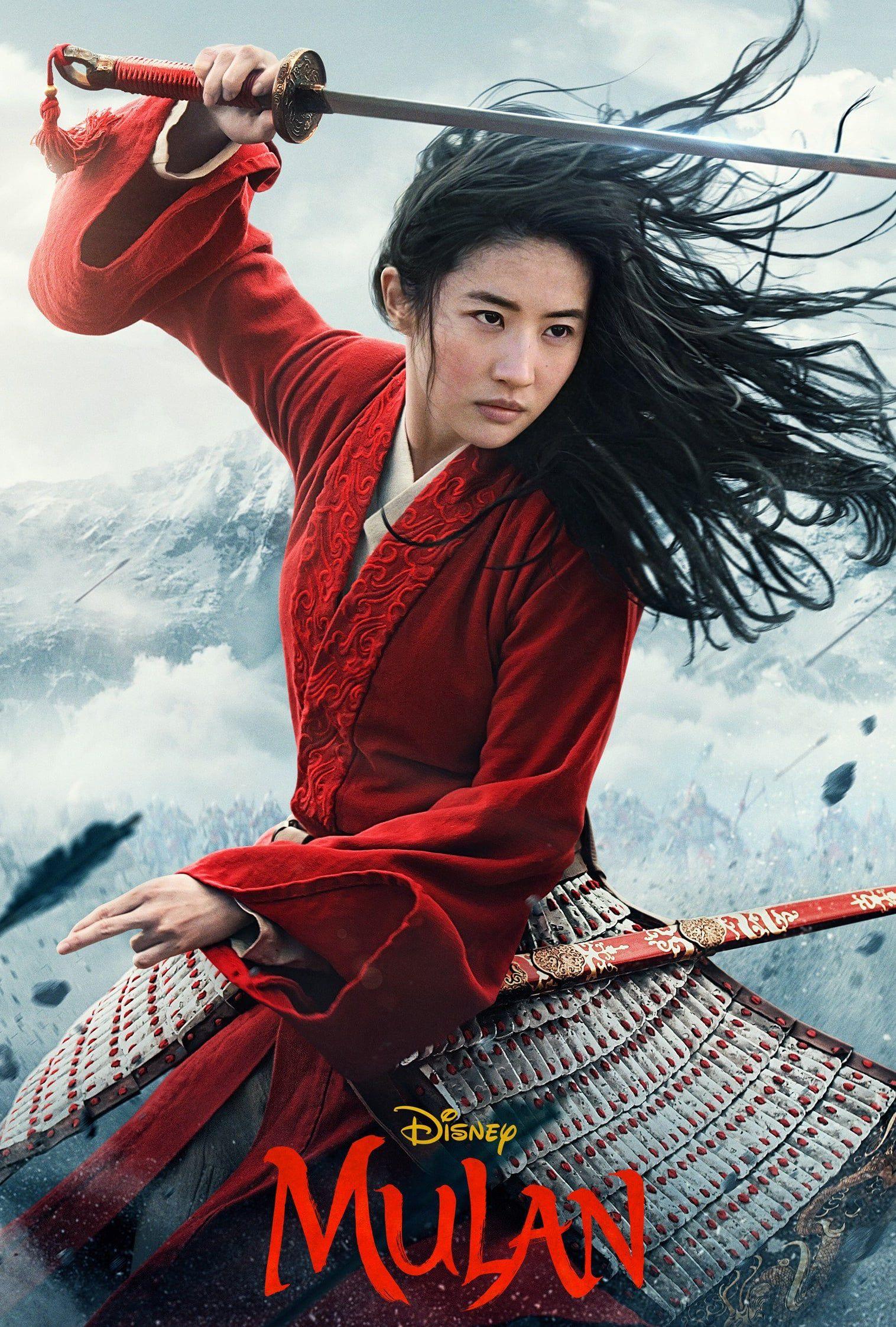 (WATCH MOVIE FULL) Mulan HD Free Download (2020) Filmes