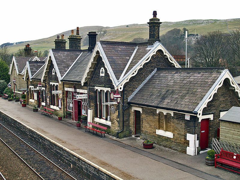 Settle is a small market town and civil parish in the