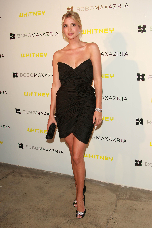 Ivanka trump dress on celebrity apprentice finale
