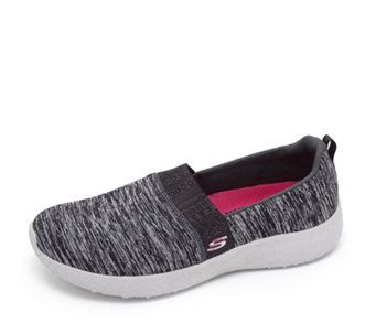 Skechers Sport Burst Aztec Slip On Shoe with Air Cooled