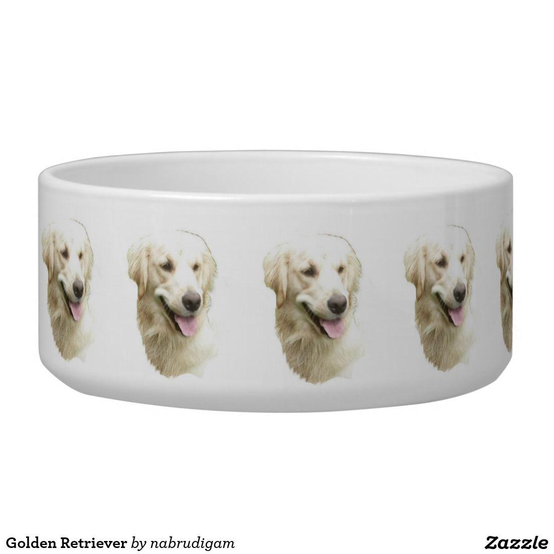 Golden retriever bowl pet bowls pets dog