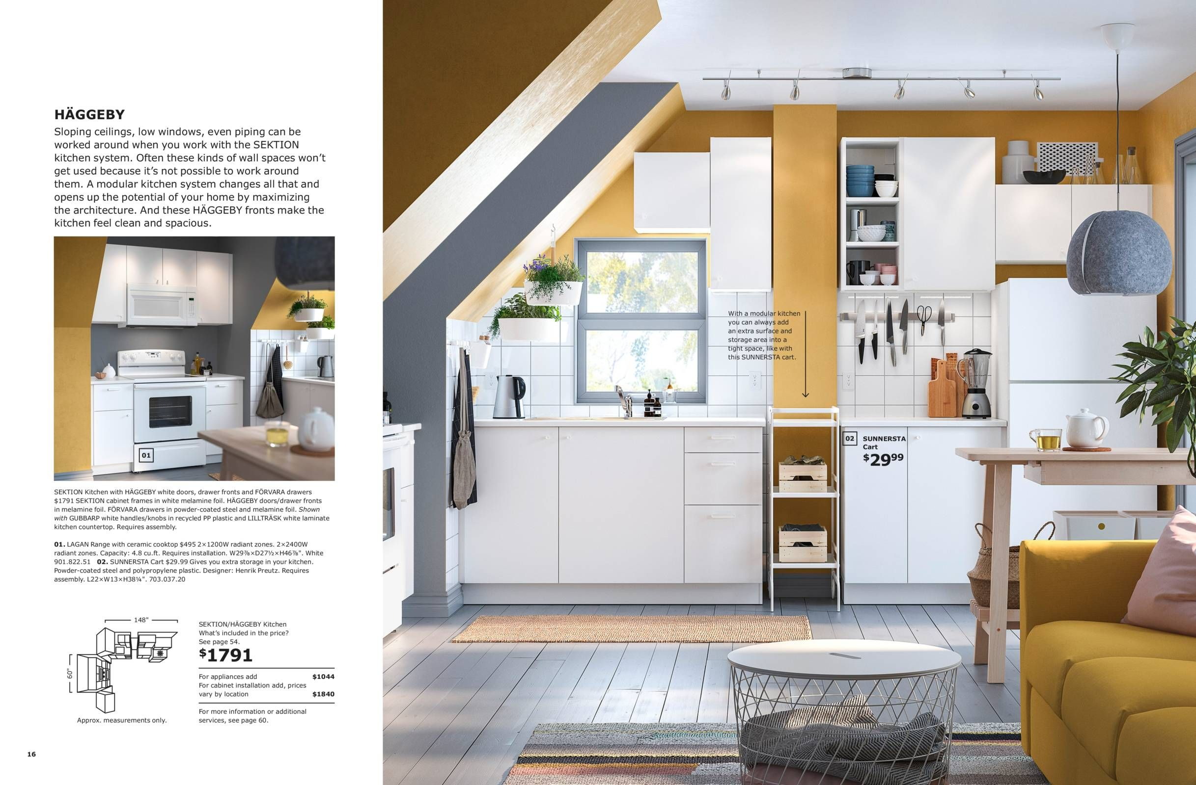 Customize It Your Way Ikea Kitchen Brochure 2019