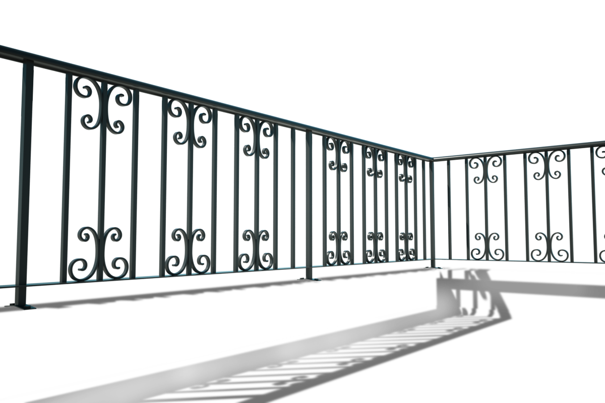 rod iron railing for interior and exterior decorations.htm roof terrace railings titan forge ltd  roof terrace railings titan forge ltd