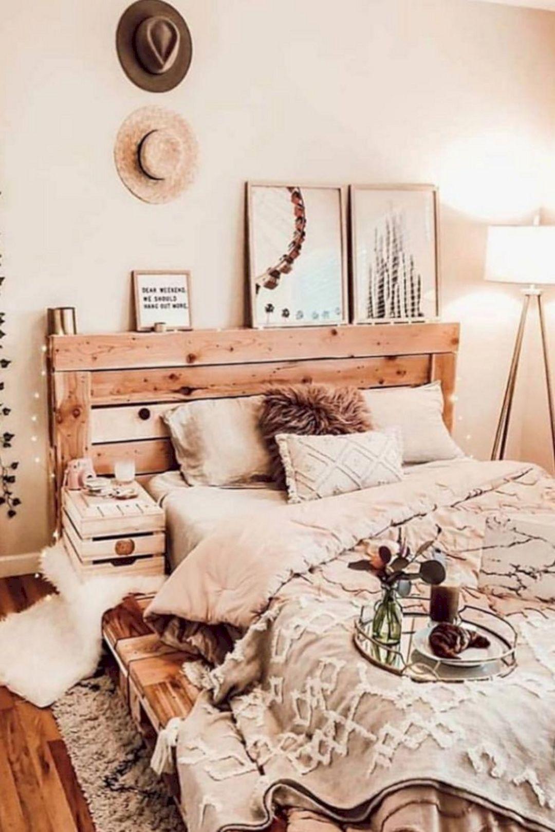 10 Wonderful Bohemian Minimalist Bedroom Ideas You Have To See