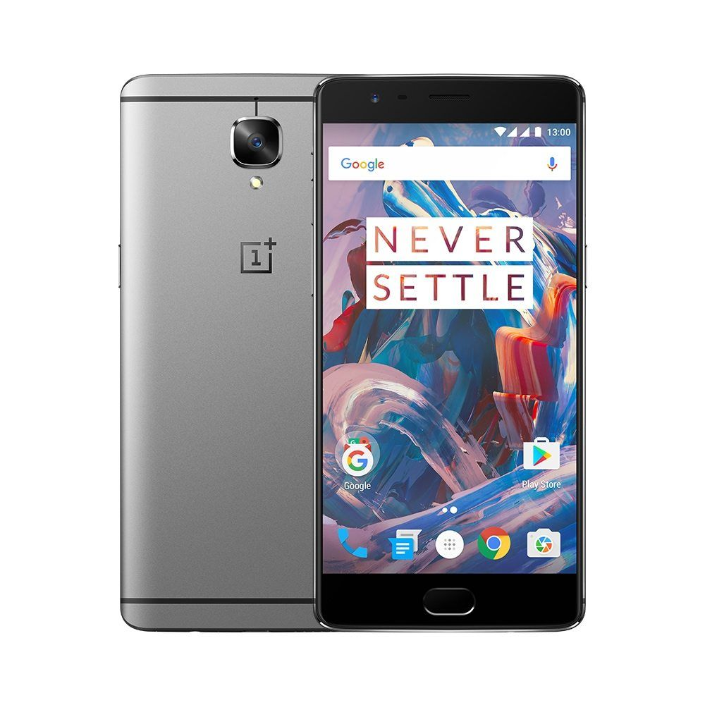 ONEPLUS 3 Never Settle for Less SiNGLE GADGET (With