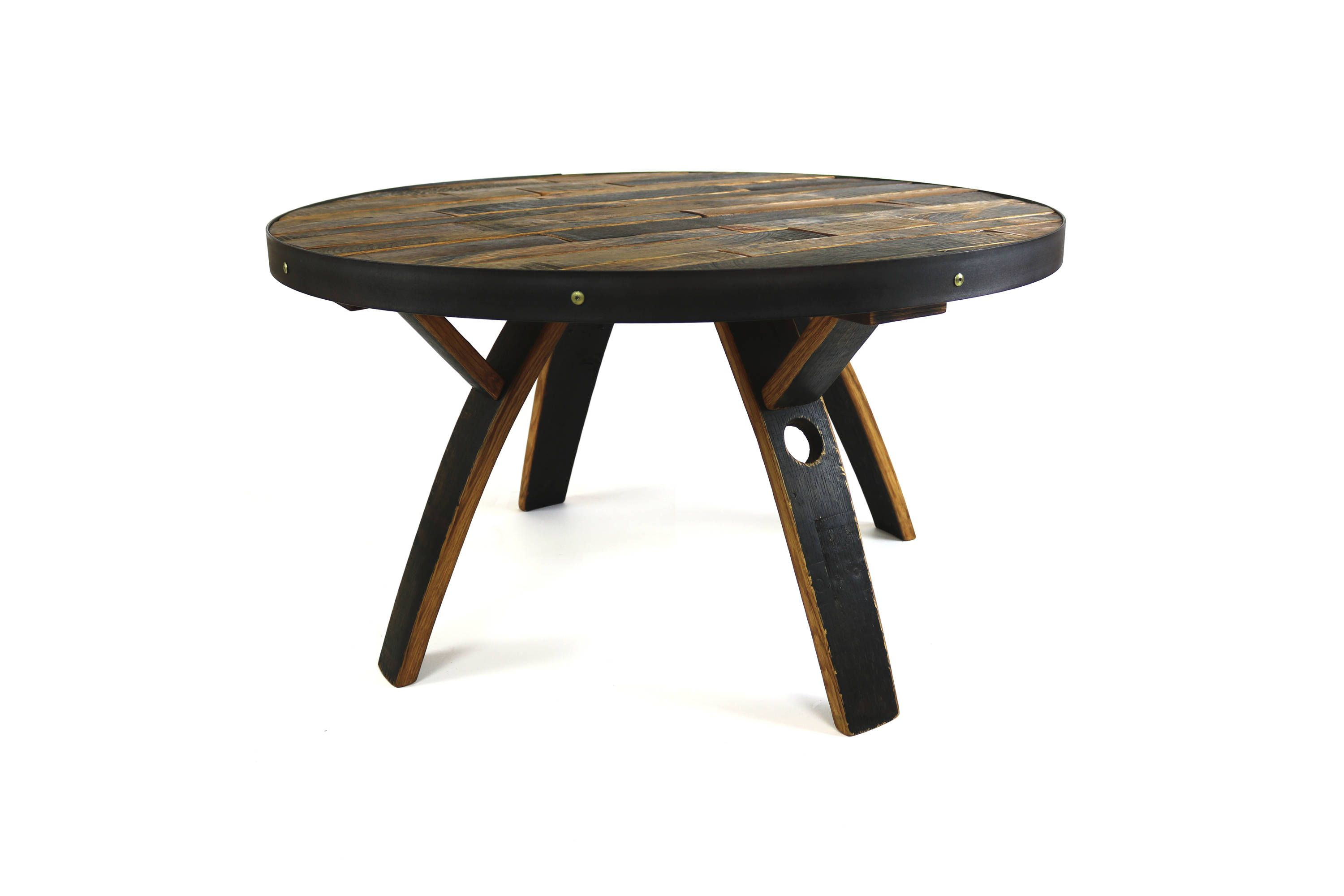 Awesome Bourbon Barrel Coffee Table Barrel Coffee Table Bourbon Lamtechconsult Wood Chair Design Ideas Lamtechconsultcom