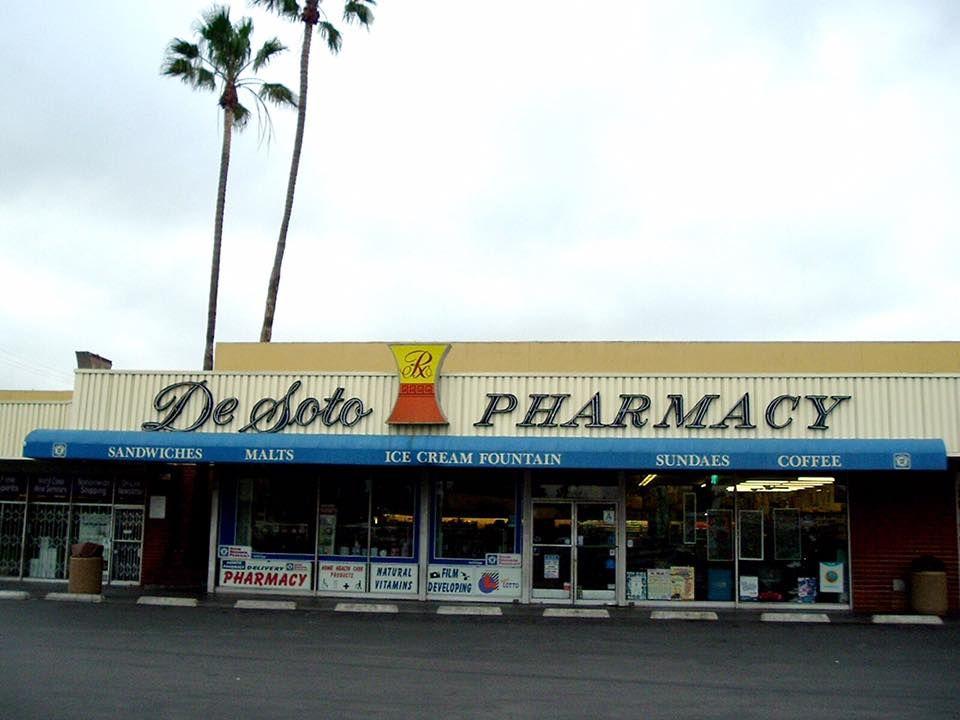 Vintage Signage Alert Inside This Vintage Los Angeles San Fernando Valley Vintage Los Angeles Canoga Park