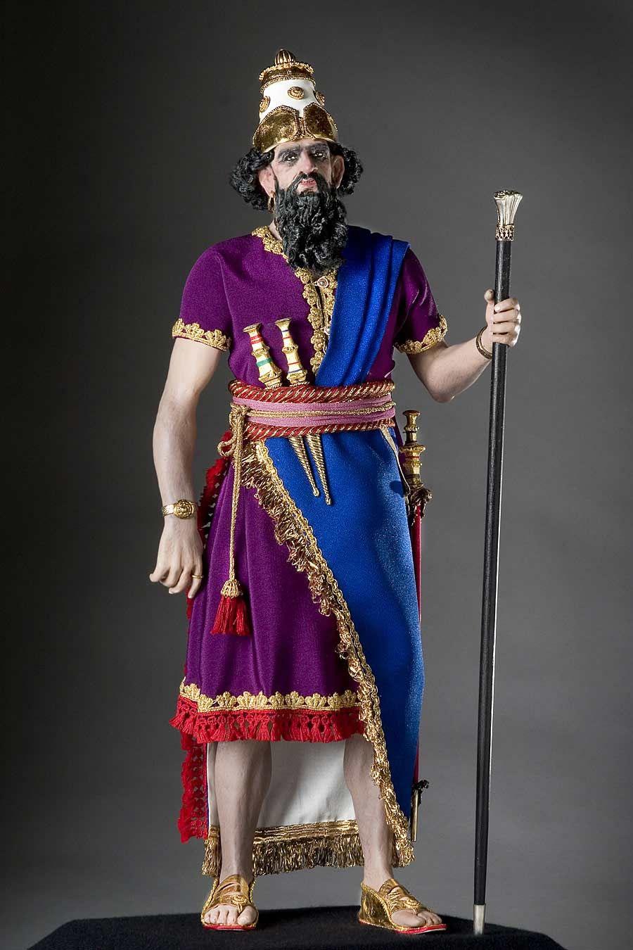 """King Nebuchadrezzar aka. """"O god Nabu, preserve, defend my ..."""