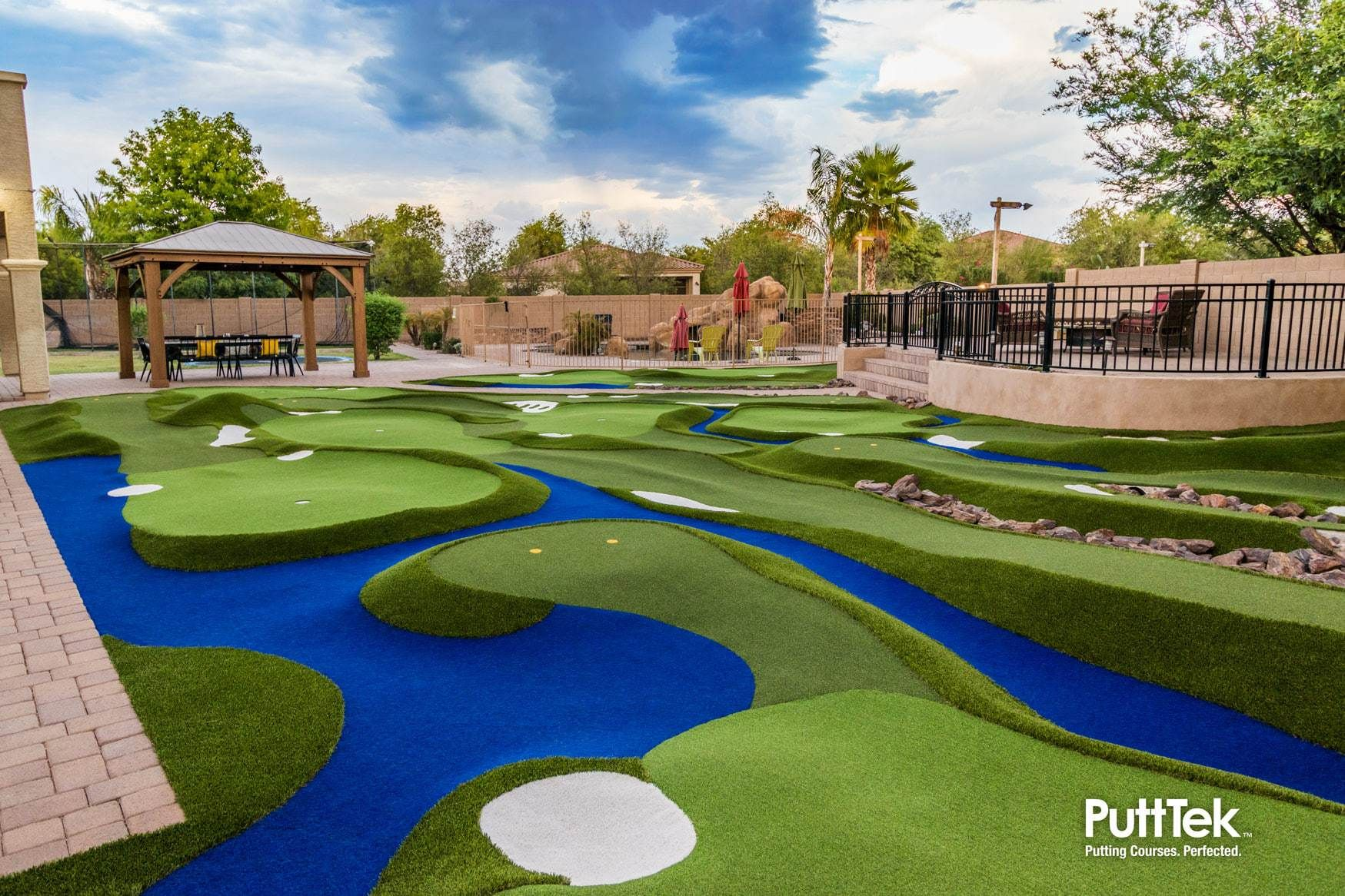 DESIGN   PuttTek   Design, Mini golf, Golf courses