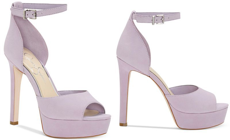 377c85b508e8 Jessica Simpson Beeya Two-Piece Platform Sandals - Jessica Simpson - Shoes  - Macy s