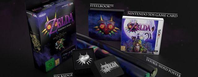 The Legend of Zelda: Majora's Mask llegará a Nintendo 3DS