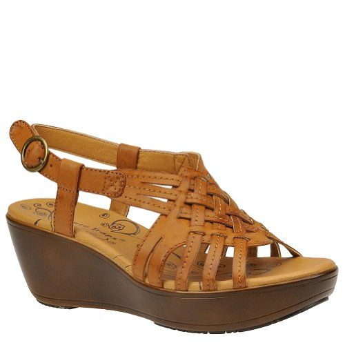 Bear Trap Shoes | Wedge sandals