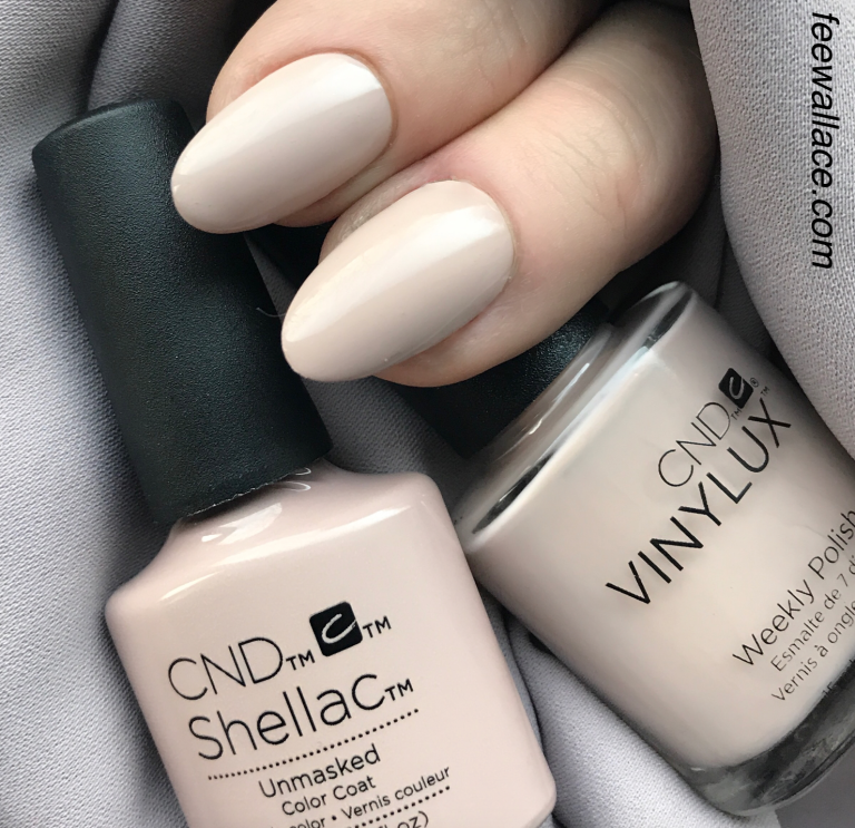 CND NUDE Collection – SHELLAC & VINYLUX – Gebühr Wallace Online