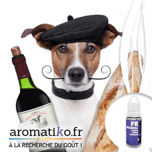 Vous aussi vous avez goûté cet #eliquide? Partagez votre avis sur www.aromatiko.fr! #Dlice tabac FR pour #ecig