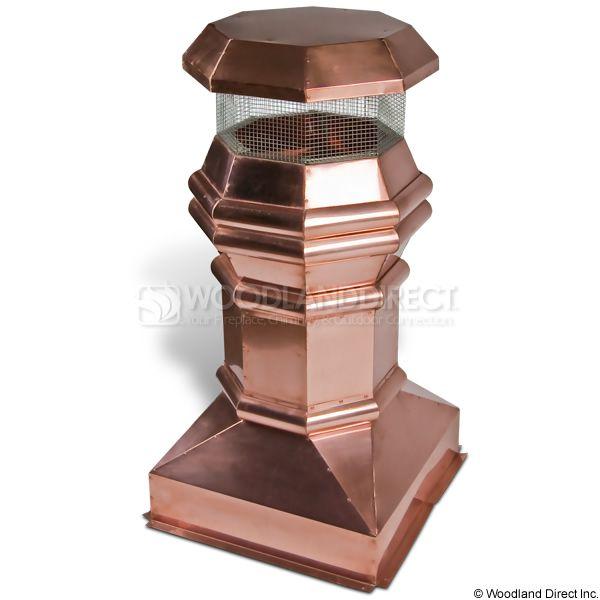 Imperial Copper Chimney Pot Chimney Cap Copper Annex Ideas