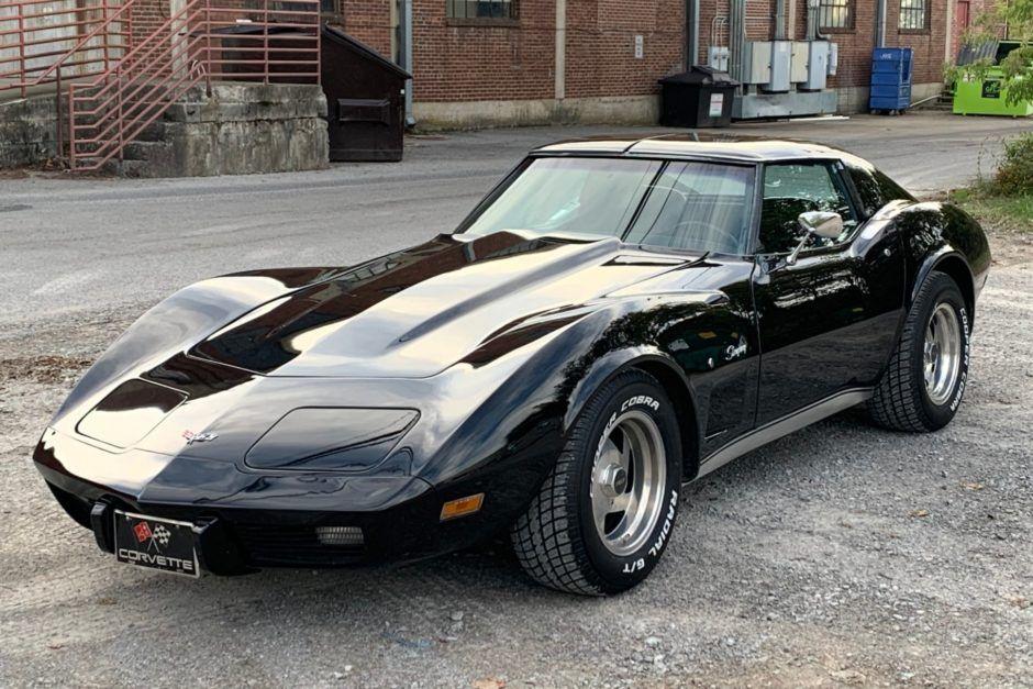 No Reserve 1977 Chevrolet Corvette Chevrolet corvette