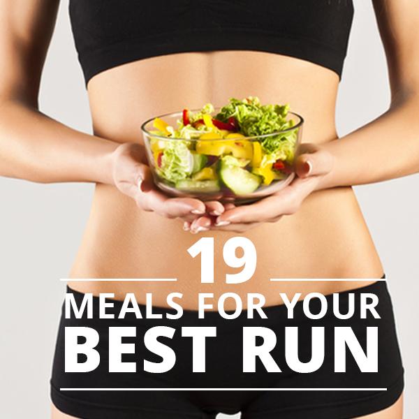19 Meals for Your Best Run   #asicseats #running