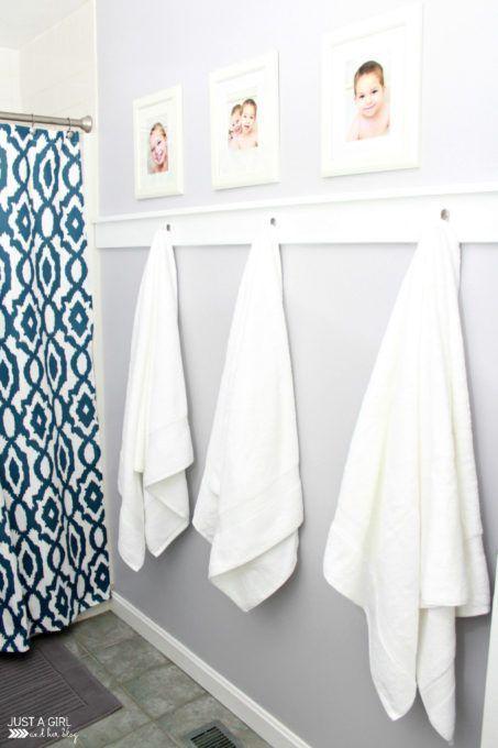 Simple & Inexpensive Ways to Update a Builder Grade Bathroom   - Mine -