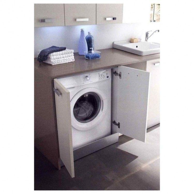 Waschmaschinenschrank Selber Bauen Wasche Waschmaschine Schrank