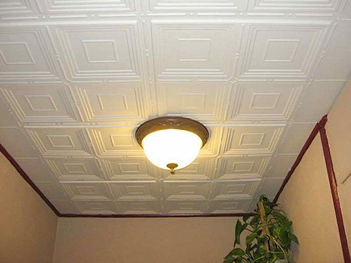 Image result for decorative drop in ceiling tiles | Loft Ideas ...