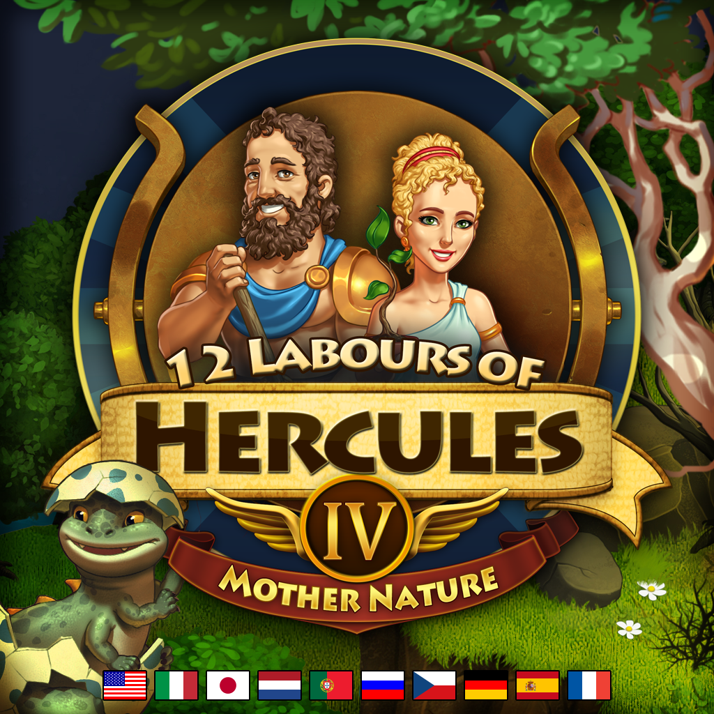 12 Labours Of Hercules Iv Mother Nature Platinum Edition