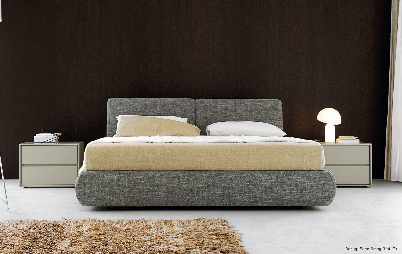 Fesselnd Polsterbett Bambò Stoff   Möbel / Schlafzimmermöbel / Betten   Das Bambò Designer  Polsterbett Aus Italien Wir Auf Anfrage Für Gefertigt. Sowohl Du2026