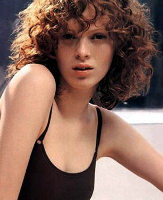 Sensational 1000 Images About Curly Bangs On Pinterest Curly Bangs Curly Hairstyle Inspiration Daily Dogsangcom