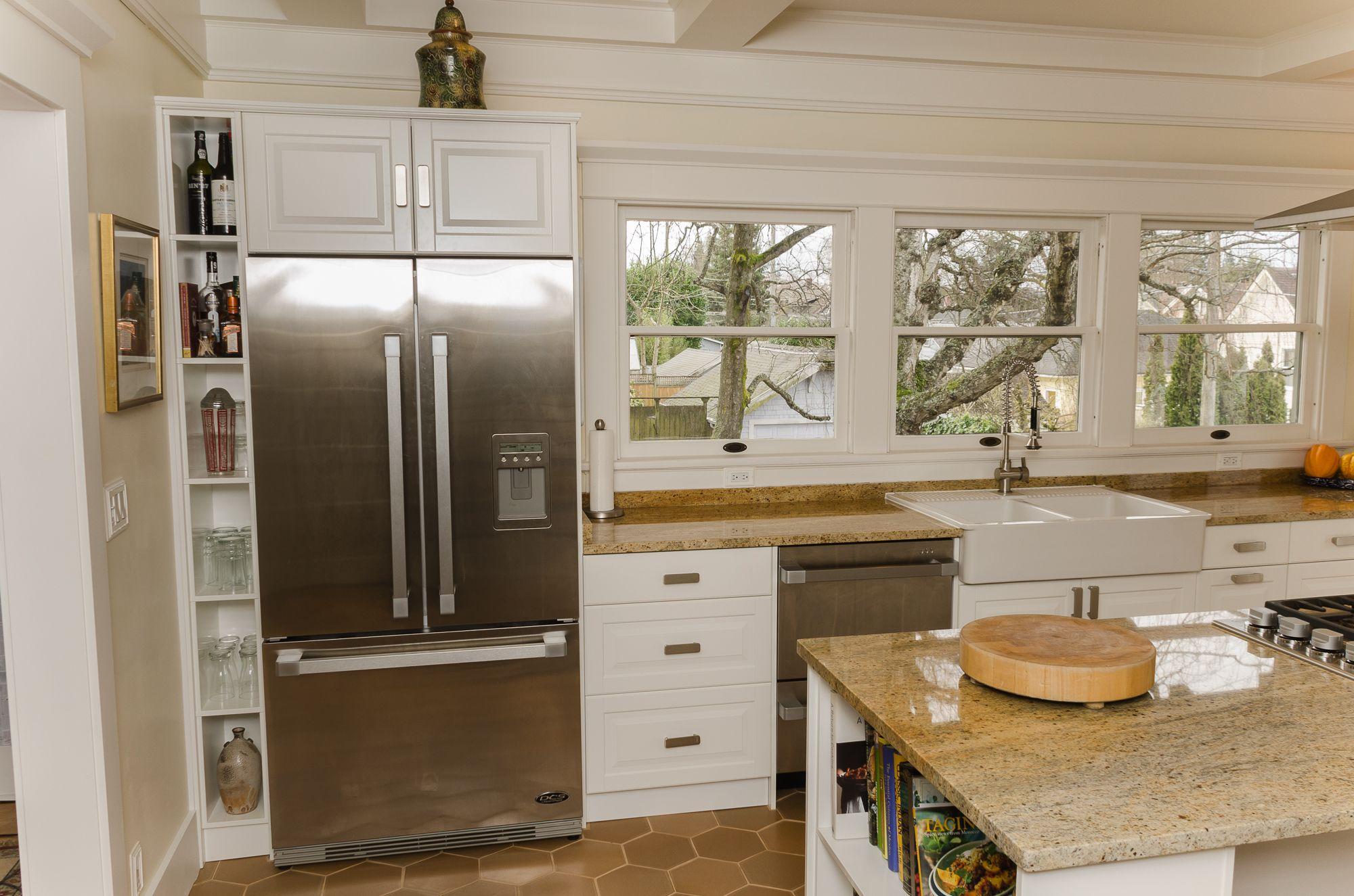 Craftsman Style Kitchen Craftsman Kitchen Cabinets Kitchen Design Kitchen Style