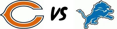 Lions vs The Bears #tonight