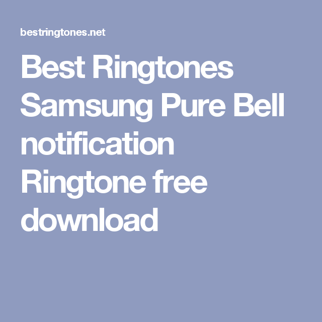 how to download ringtones on samsung