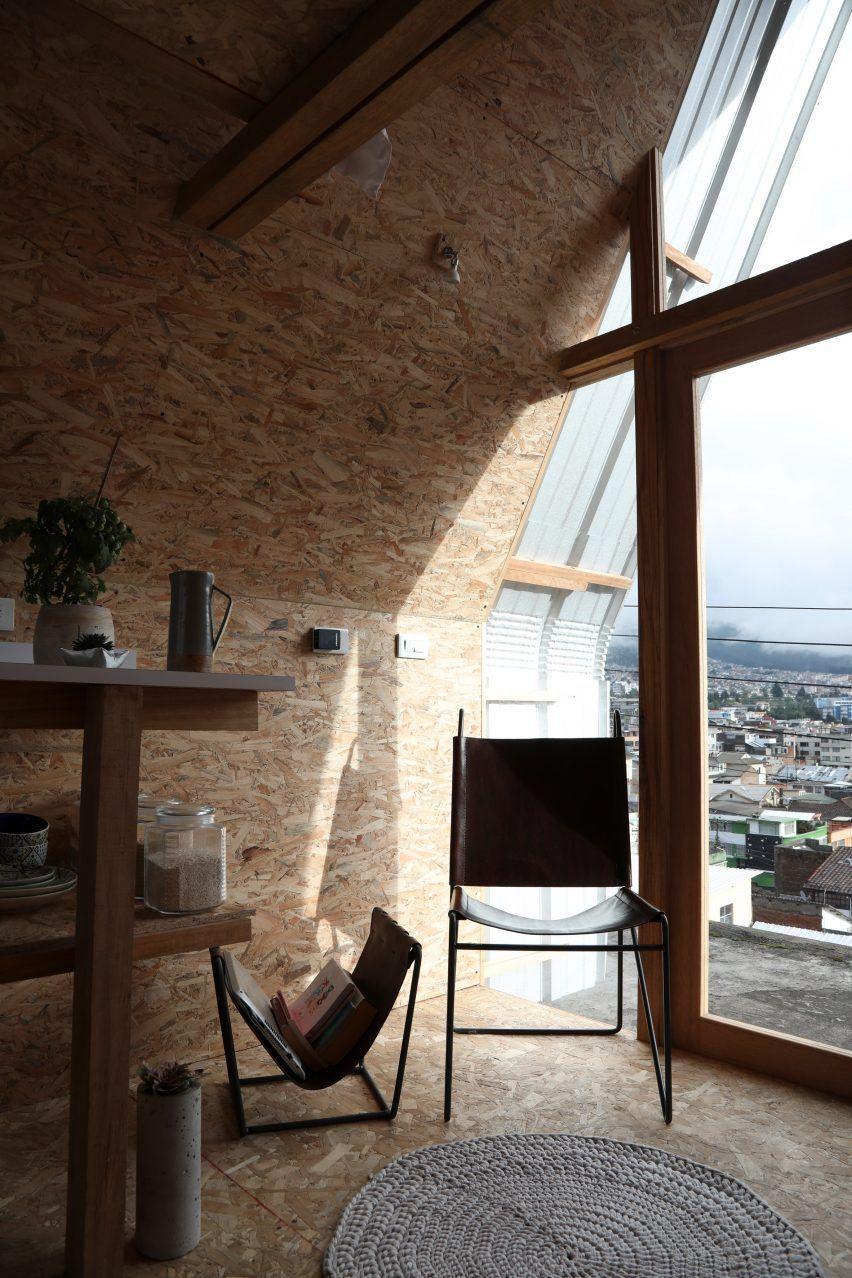 Une micro maison installée sur les toits pour contrer la crise du logement en 2020 (avec images ...