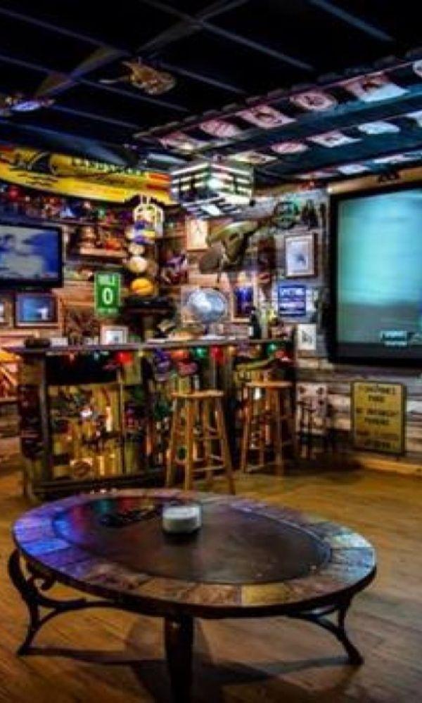 29 Affordable Man Cave Garages #mancavegarage