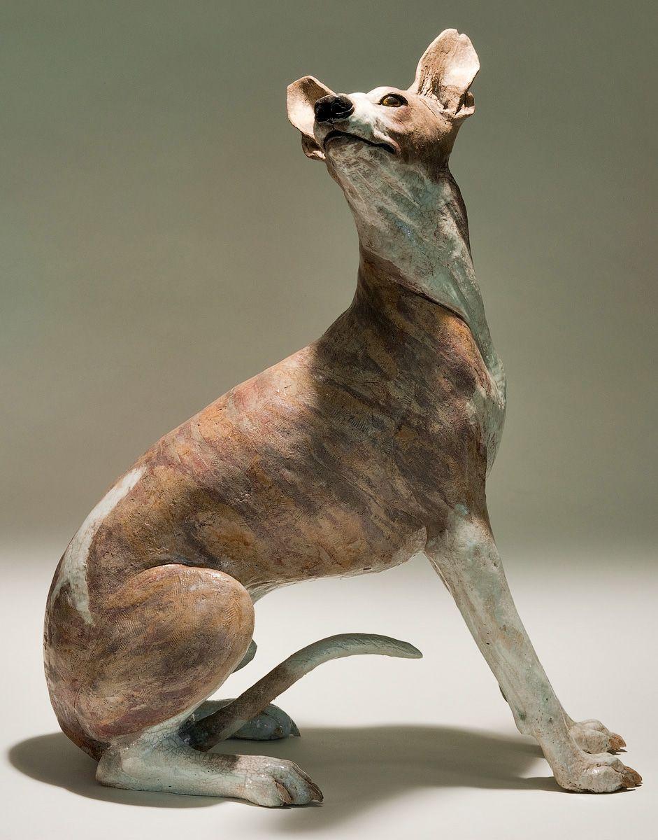 Dog Sculpture - Nick Mackman Animal Sculpture | ANIMALS ...