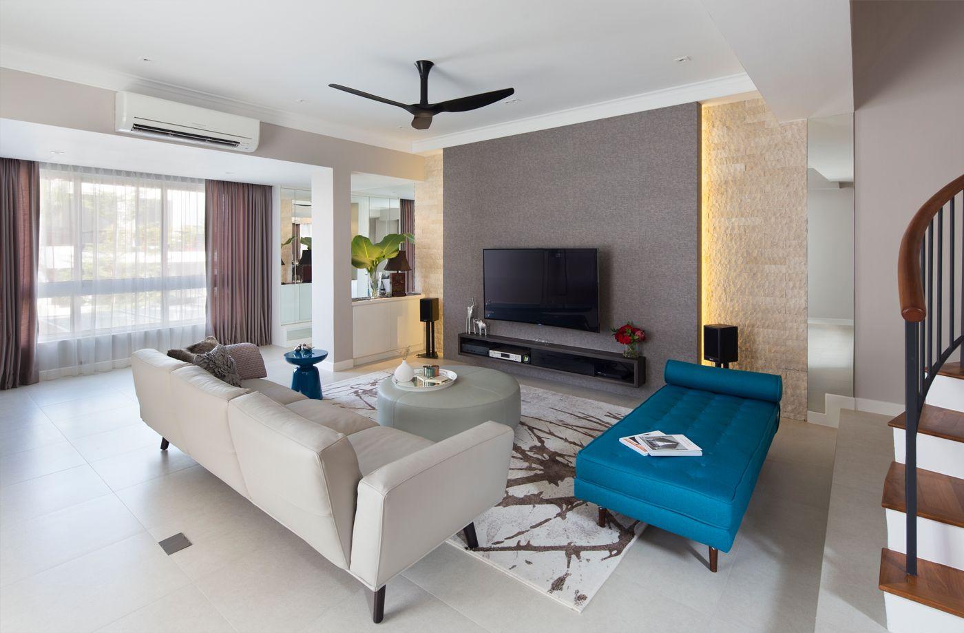 Semi Detached At Conway Grove Interior Design Singapore