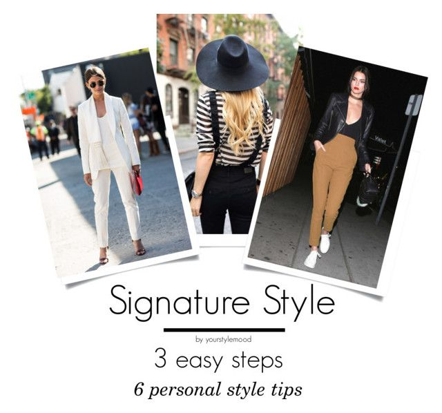 """Signature style"" by yourstylemood ❤ liked on Polyvore"