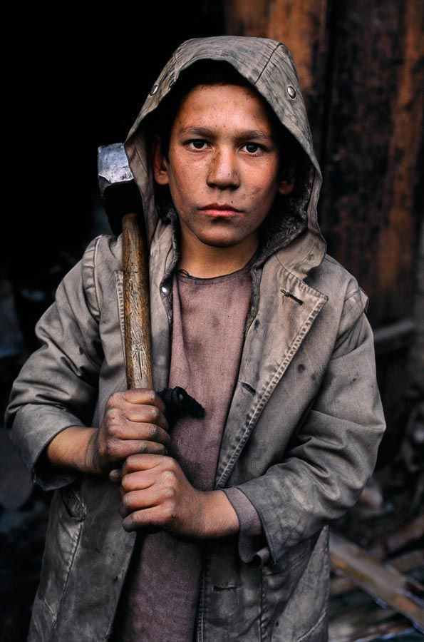 Charikar, Afghanistan/ Photography by Steve McCurry