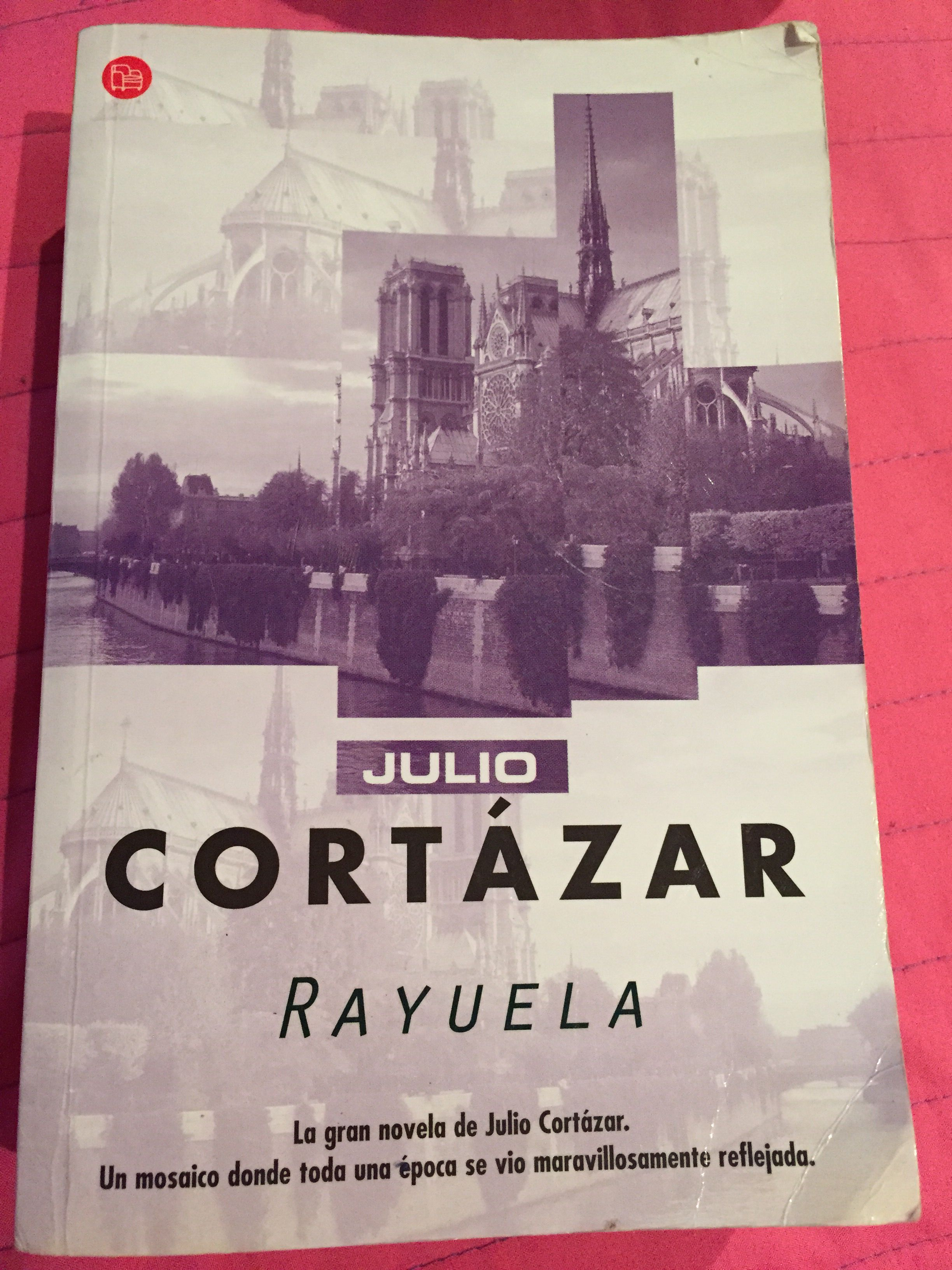Rayuela !!! #Cortázar