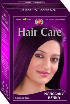 Mahogany Henna Hair Color Colors Natural Purple