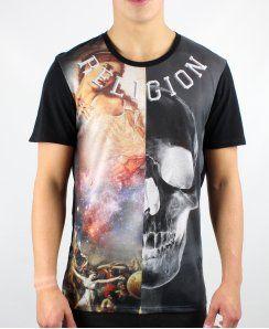 Roman Skull T-Shirt