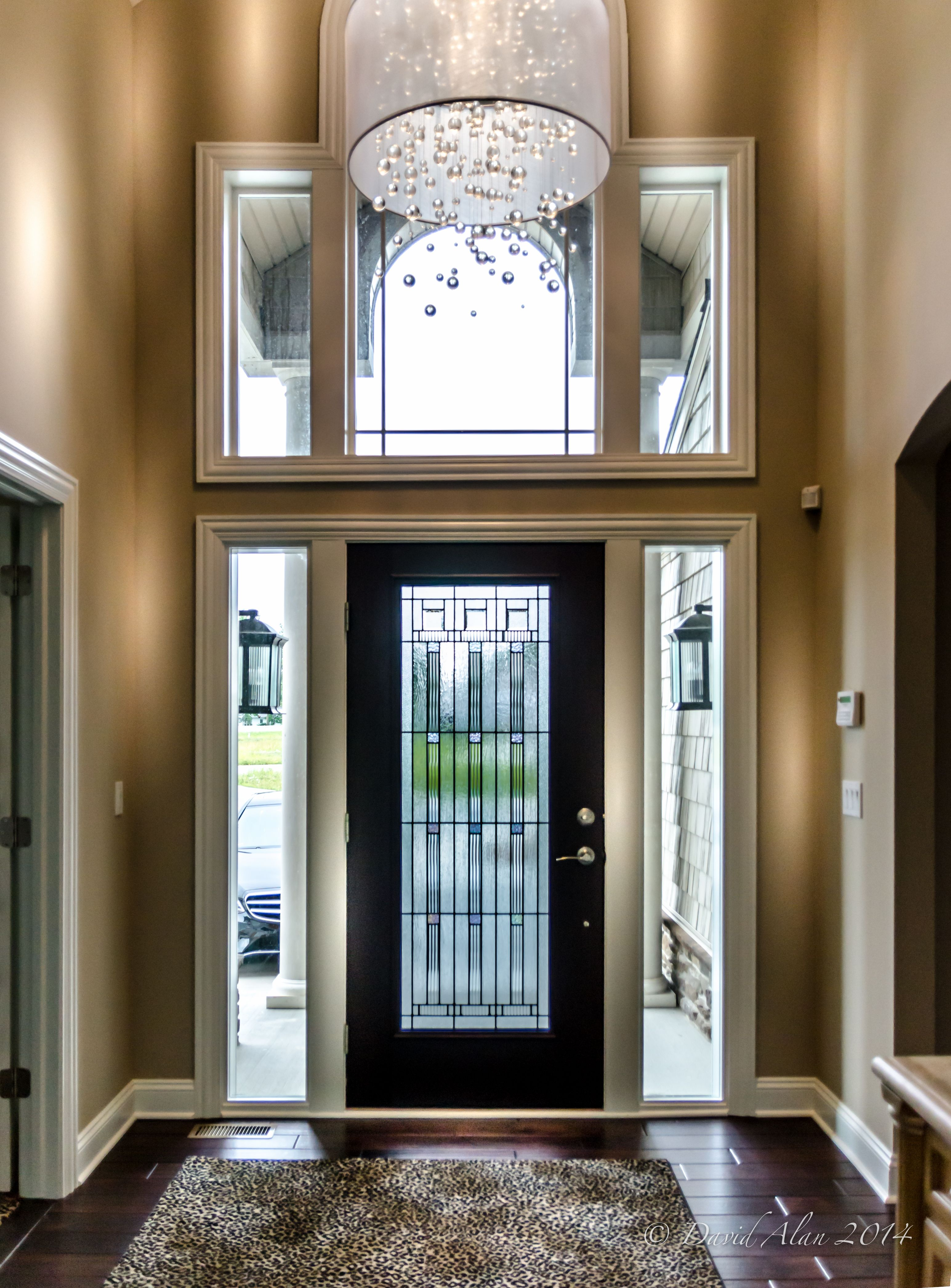 Front Entry Way Built And Designed By Perrino Builders